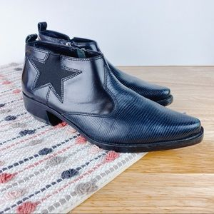 Tommy Hilfiger Vintage Star Western Boots